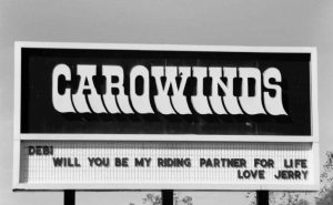 Carowinds Marriage Proposal