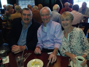 Bud Coggins, Julian & Joan Massi (Julian was a JP employee - 45 years)