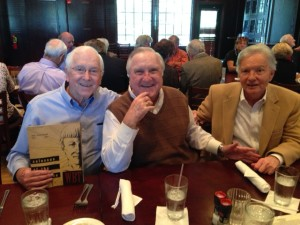 Jim Babb, John Edwards, Hal Edwards